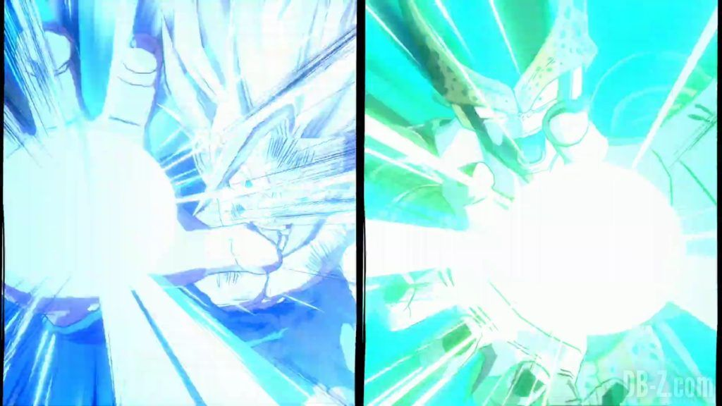 Dragon Ball Z Kakarot Trailer Gohan Cell 000049