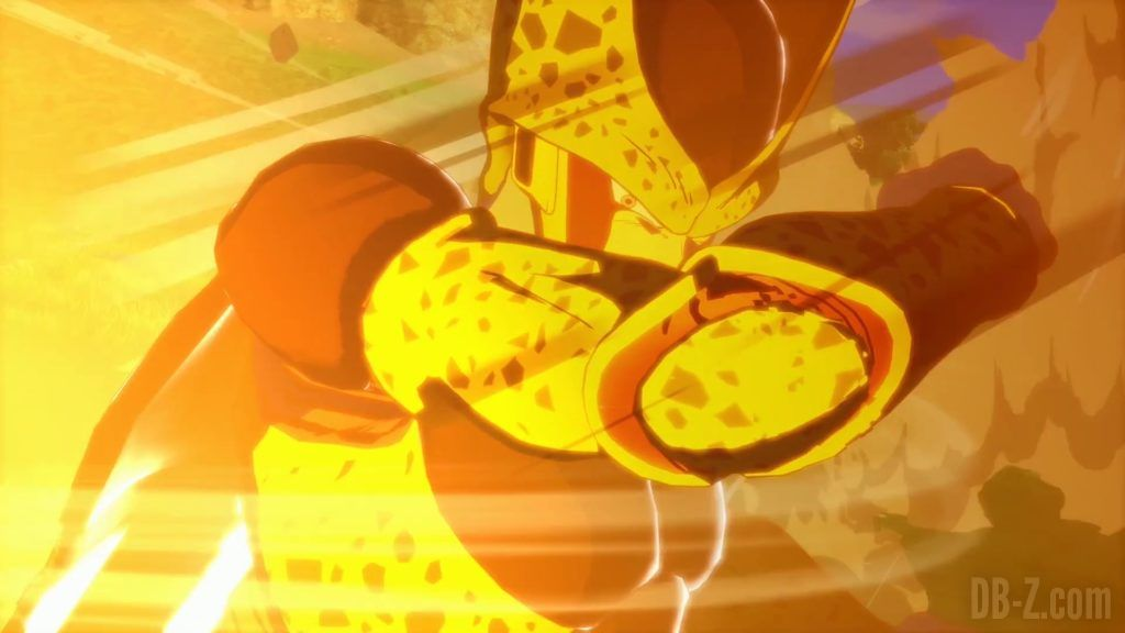 Dragon Ball Z Kakarot Trailer Gohan Cell 00005