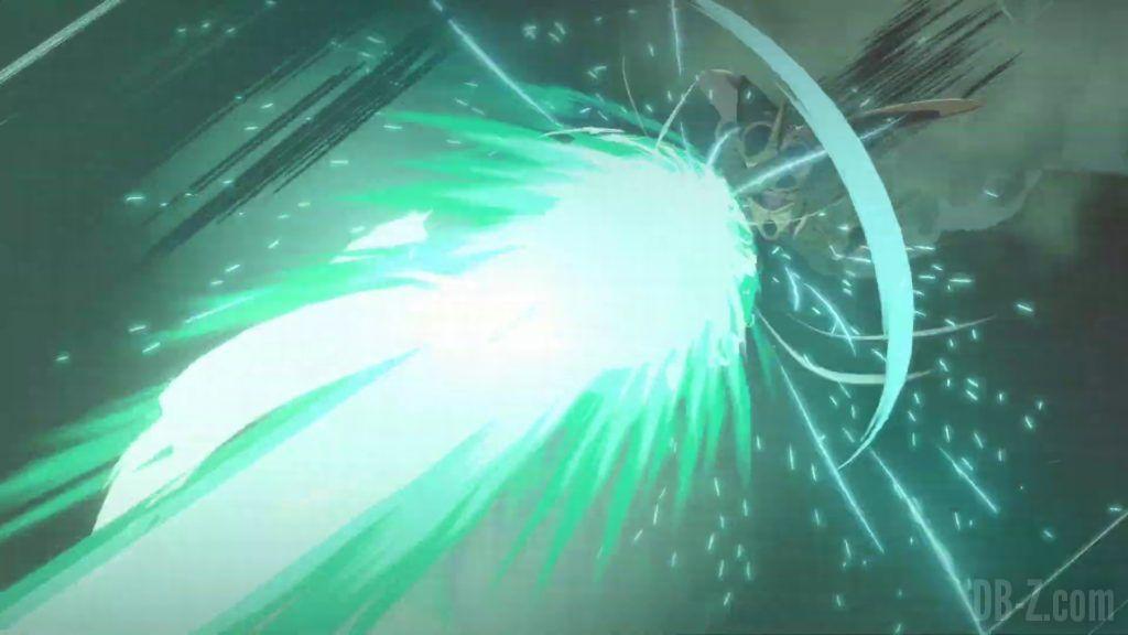 Dragon Ball Z Kakarot Trailer Gohan Cell 000050
