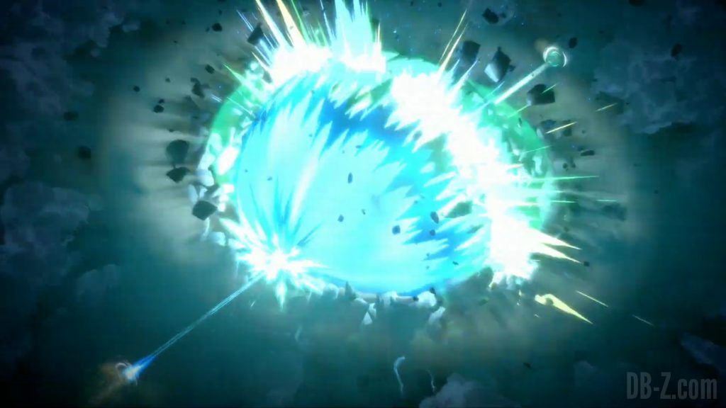 Dragon Ball Z Kakarot Trailer Gohan Cell 000052