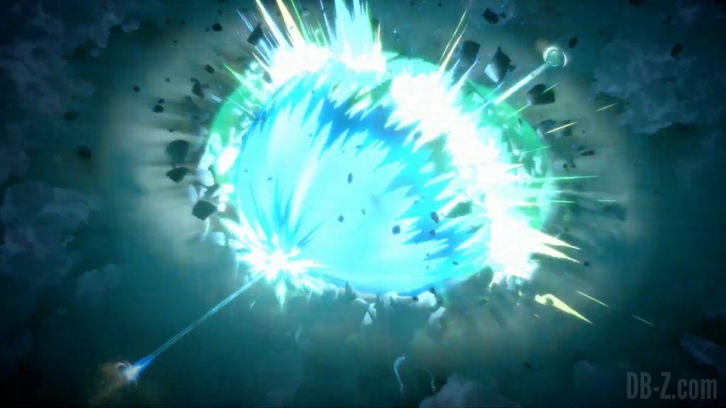 Dragon Ball Z Kakarot Trailer Gohan Cell 000052