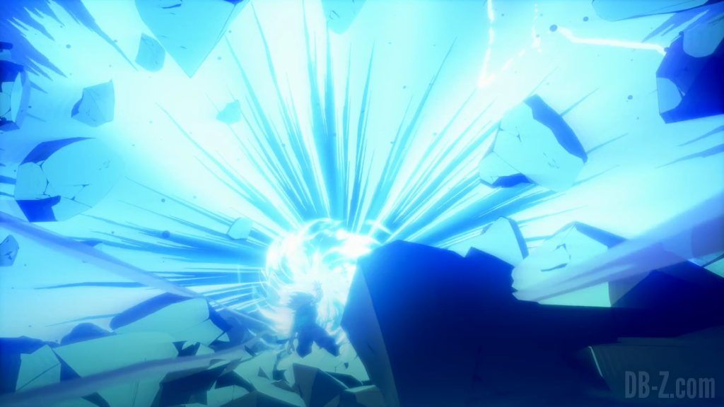 Dragon Ball Z Kakarot Trailer Gohan Cell 000053