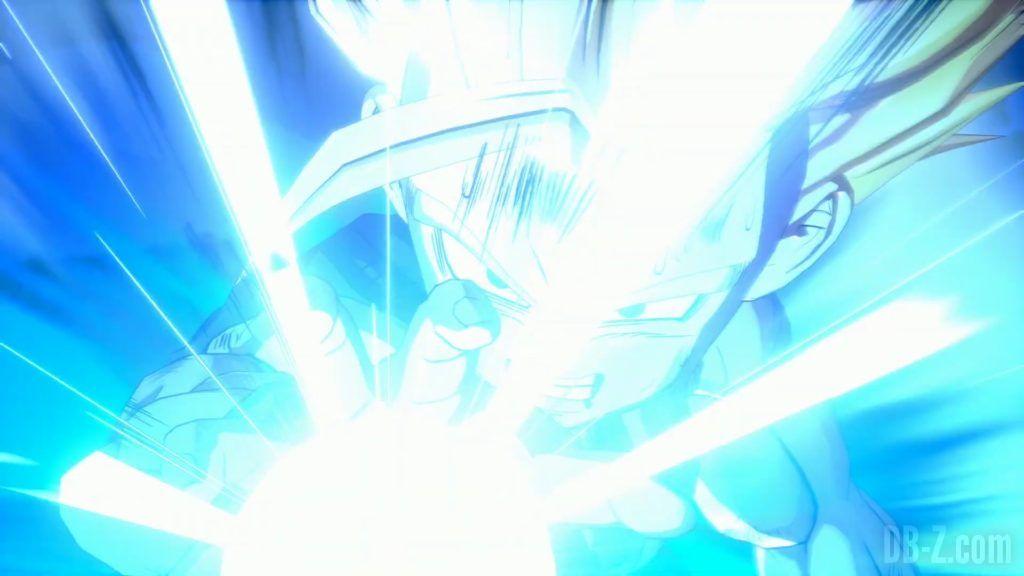 Dragon Ball Z Kakarot Trailer Gohan Cell 000054