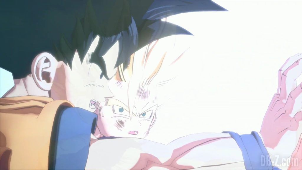 Dragon Ball Z Kakarot Trailer Gohan Cell 000055