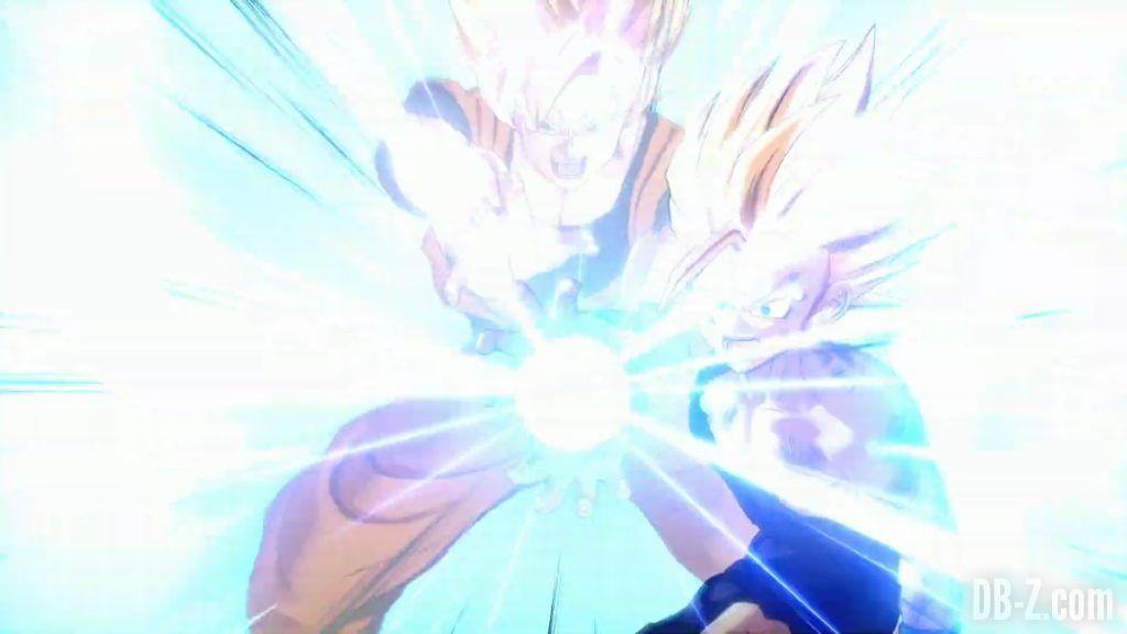Dragon Ball Z Kakarot Trailer Gohan Cell 000057
