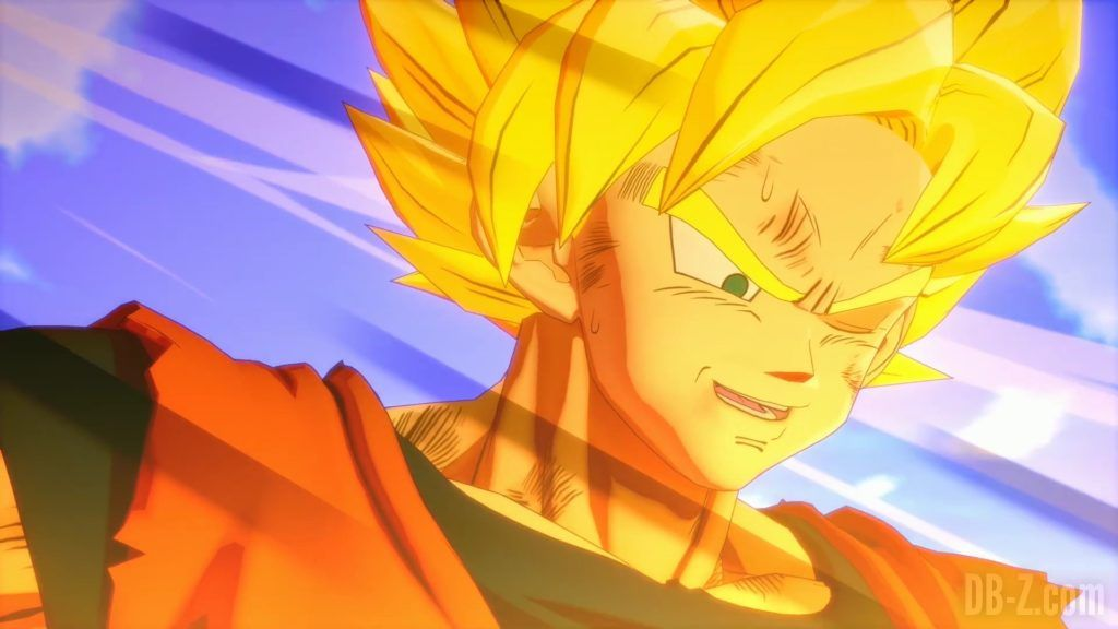 Dragon Ball Z Kakarot Trailer Gohan Cell 00006