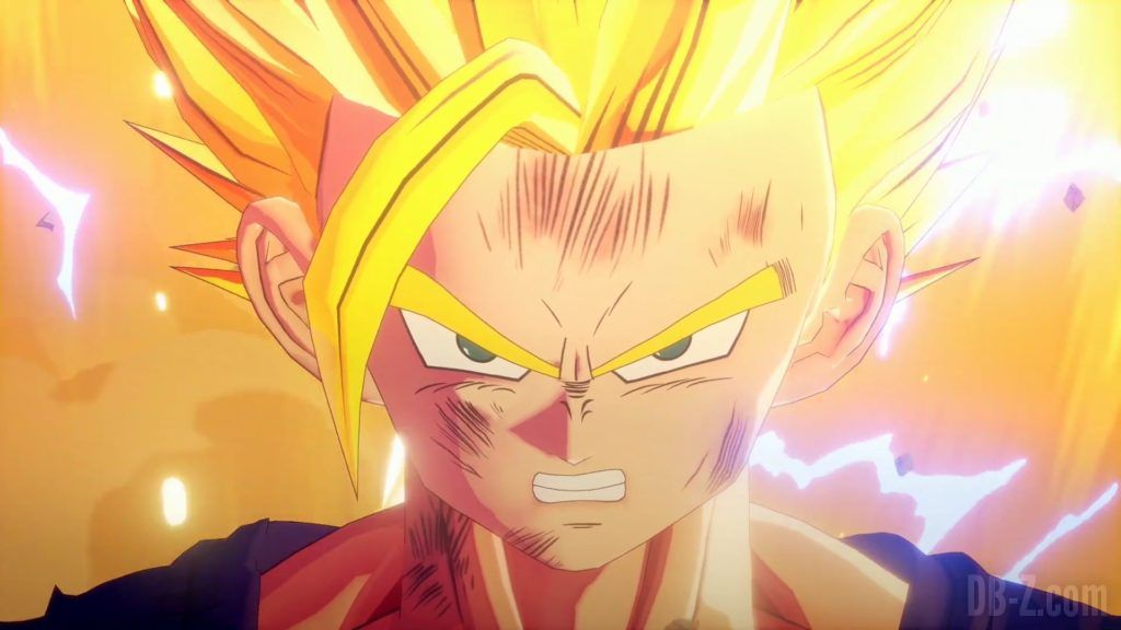 Dragon Ball Z Kakarot Trailer Gohan Cell 00007