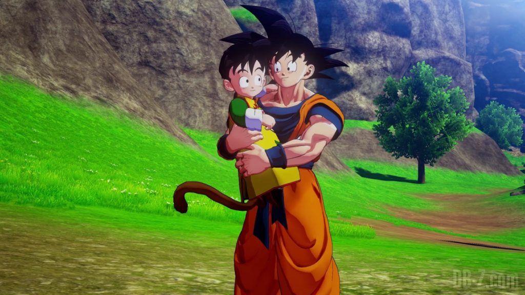 Dragon Ball Z Kakarot Trailer Gohan Cell 00008