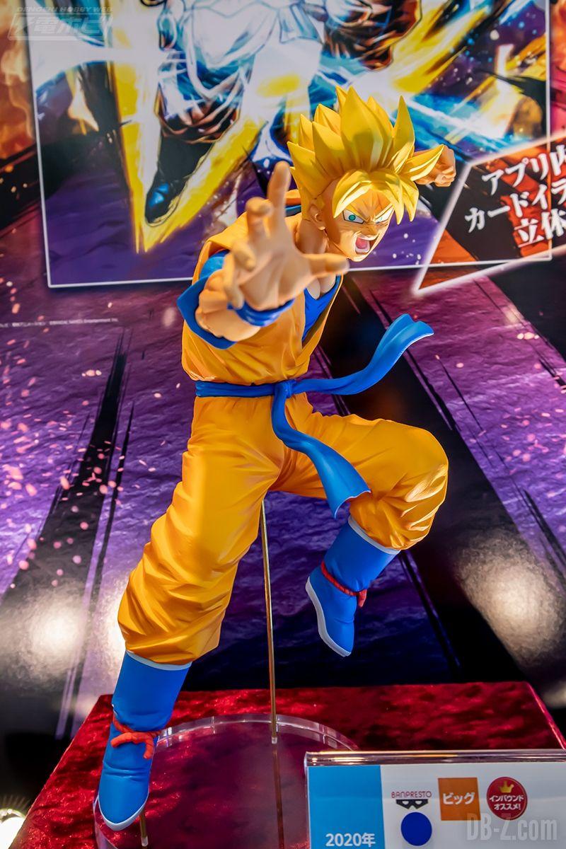 Figure Dragon Ball Legends Collab Son Gohan Janvier 2020