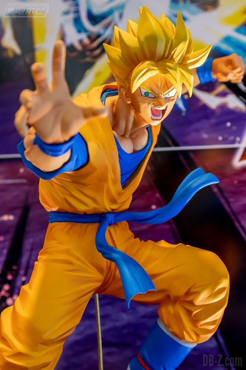 Figurine Dragon Ball Legends Collab Son Gohan Janvier 2020