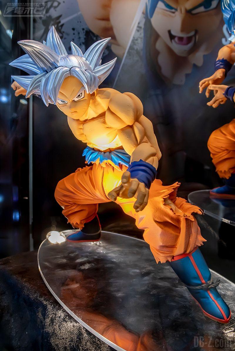 Figurine Dragon Ball Super Maximatic The Son Goku I Décembre 2019