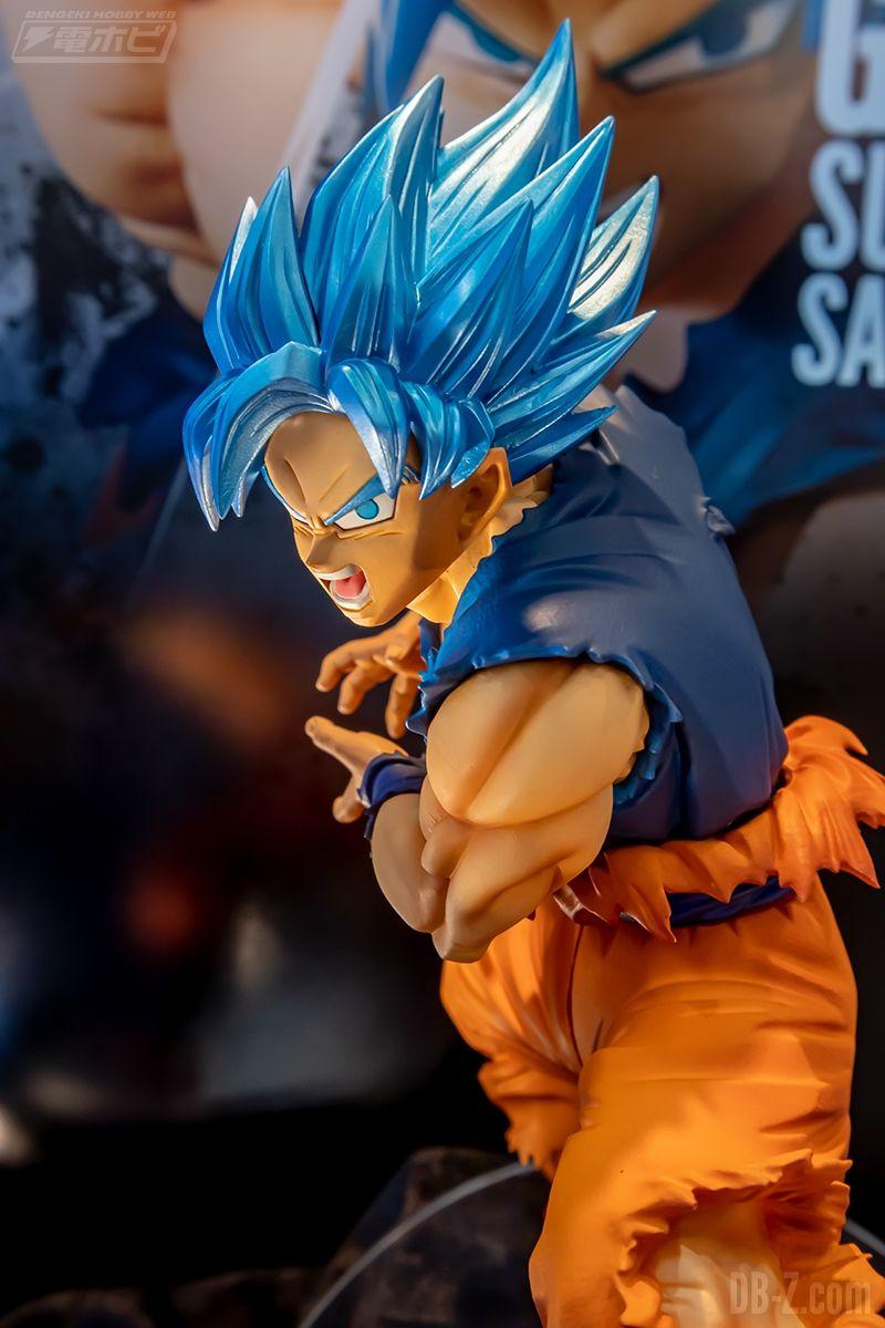 Figurine Dragon Ball Super Maximatic The Son Goku II Mars 2020