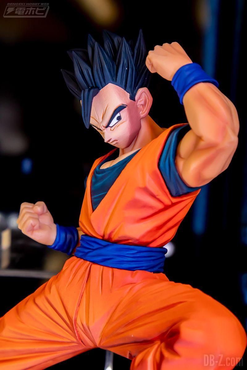 Figurine Dragon Ball Super Super Senshi Retsuden Vol.6 Son Gohan Ado Janvier 2020