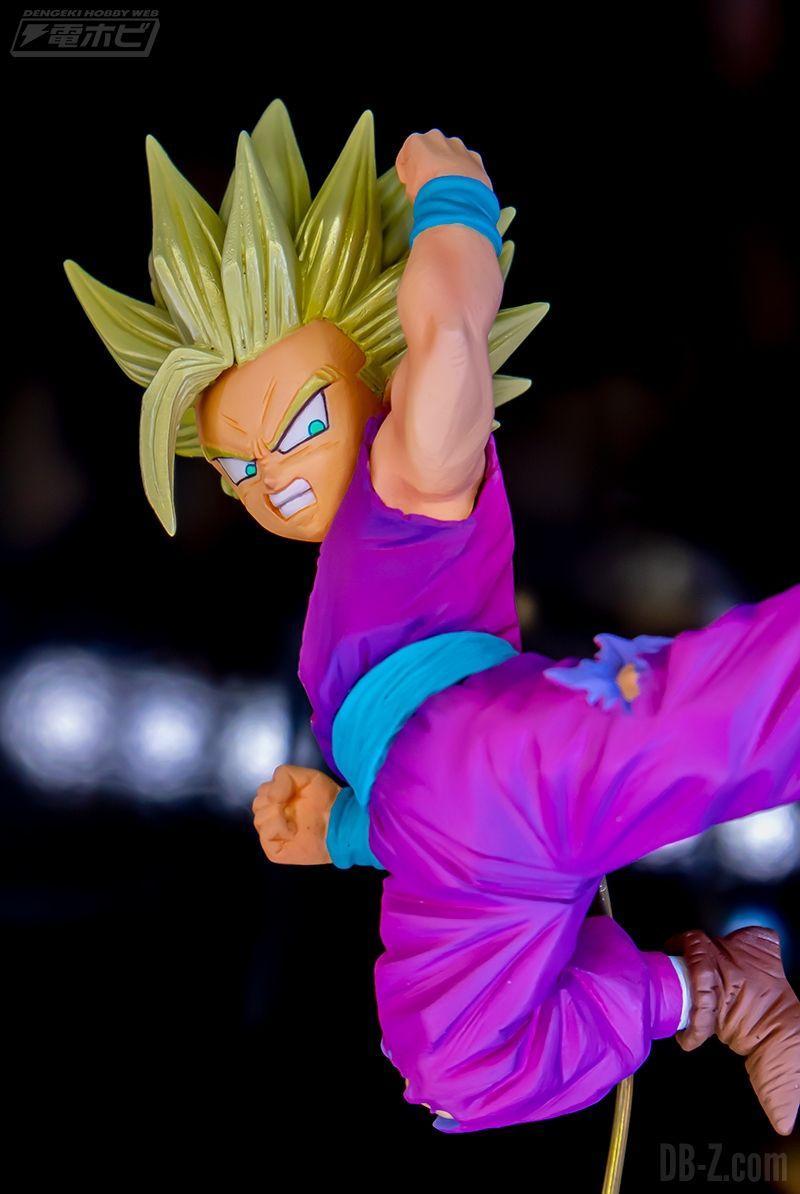 Figurine Dragon Ball Super Super Senshi Retsuden Vol.6 Son Gohan Enfant Janvier 2020