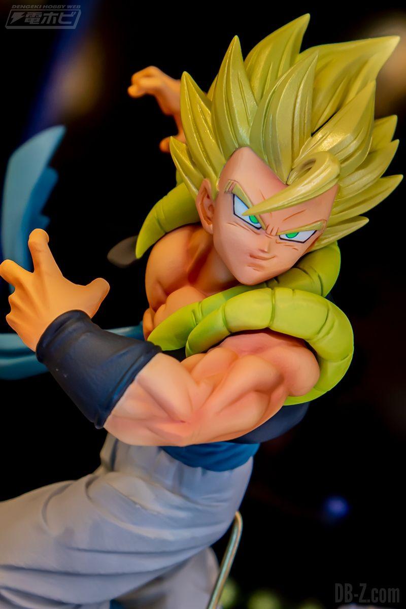 Figurine Dragon Ball Super Super Senshi Retsuden Vol.8 Gogeta Super Saiyan Mars 2020
