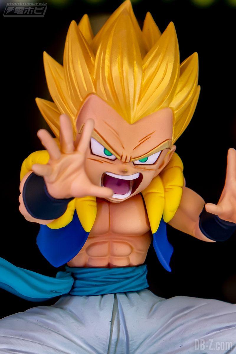 Figurine Dragon Ball Super Super Senshi Retsuden Vol.8 Gotenks Super Saiyan Mars 2020