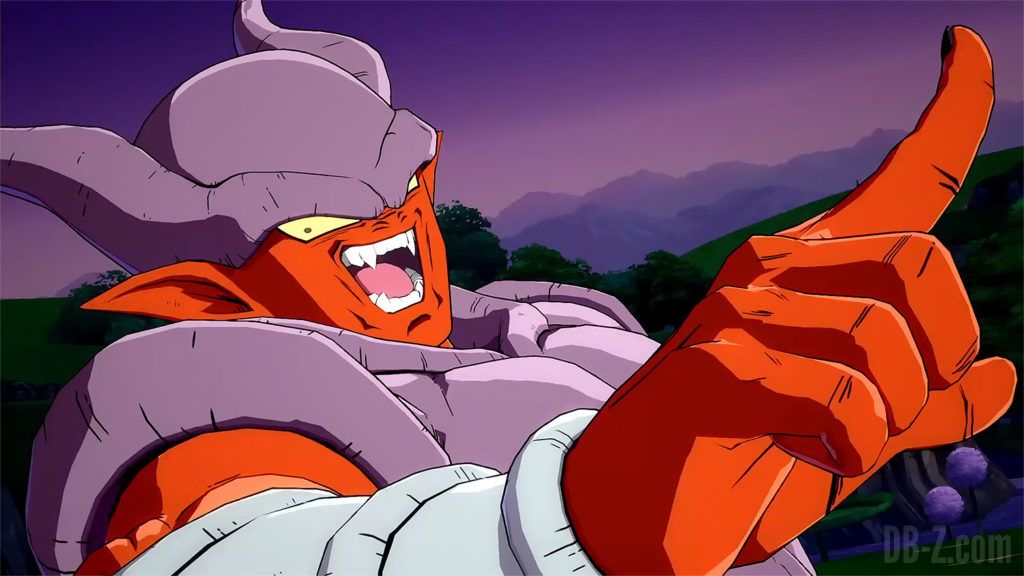 Janemba Dragon Ball FighterZ 0004