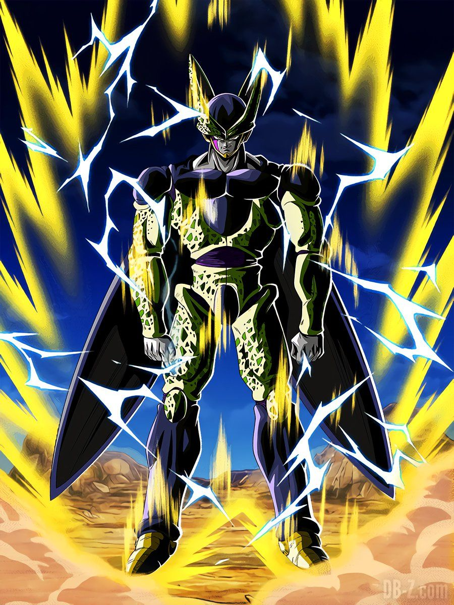 LR Perfect Cell render