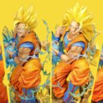 MPMDBZ 01DX Super Saiyan Son Goku Deluxe Version Dragon Ball Z0016992019 08 10 12 42 04