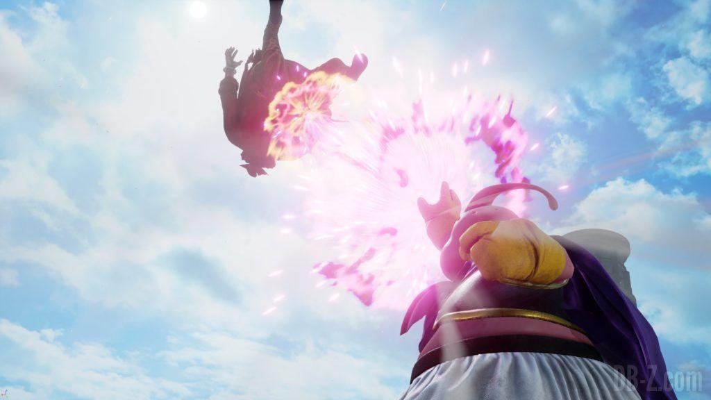 Majin Buu Jump Force 00004