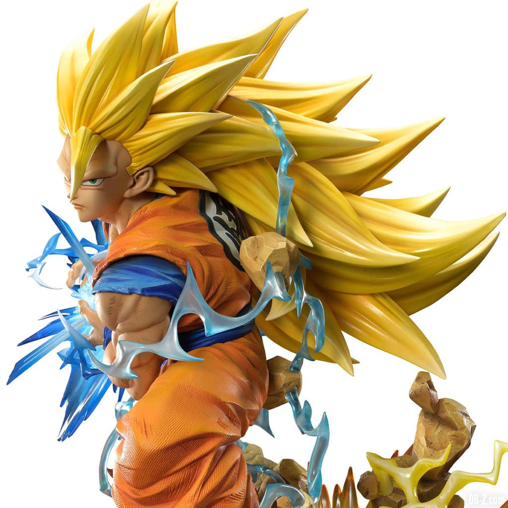 Mega Premium Masterline Dragon Ball Z Son Goku Super Saiyan 3 0001