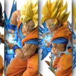 Mega Premium Masterline Dragon Ball Z Son Goku Super Saiyan DX 1