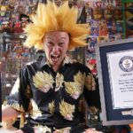 Record du Monde collection Dragon Ball guiness world record