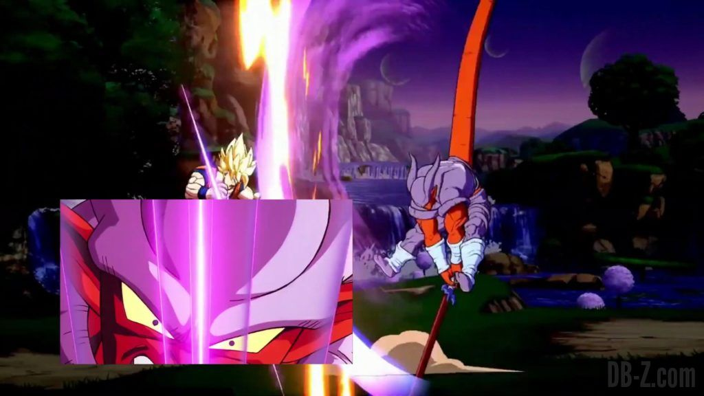 References Janemba Dragon Ball FighterZ 0011