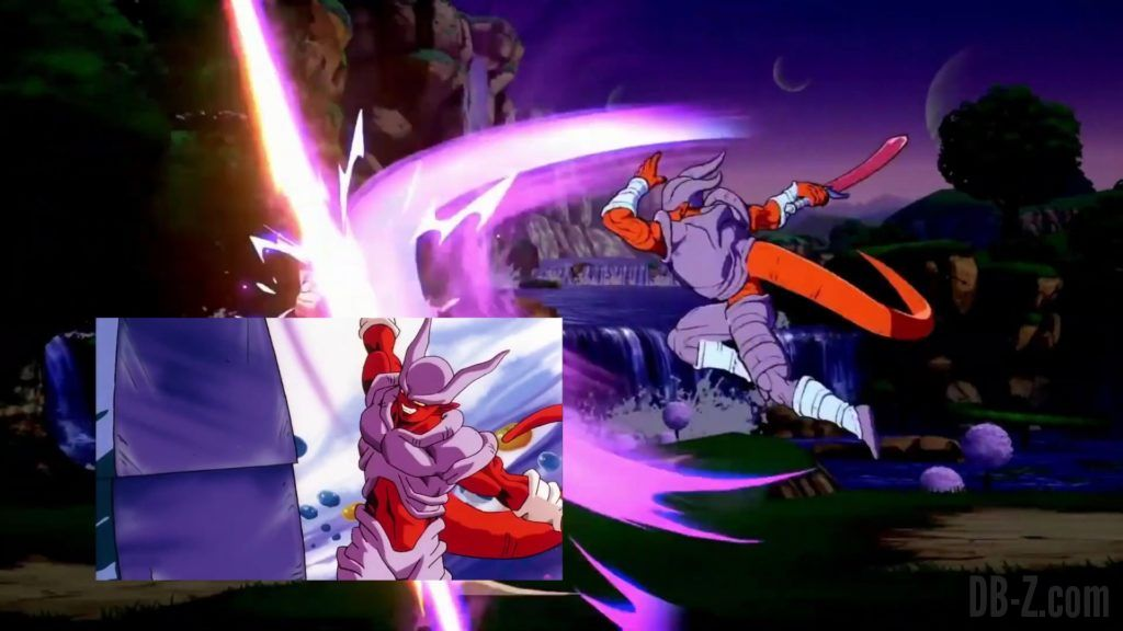 References Janemba Dragon Ball FighterZ 0012