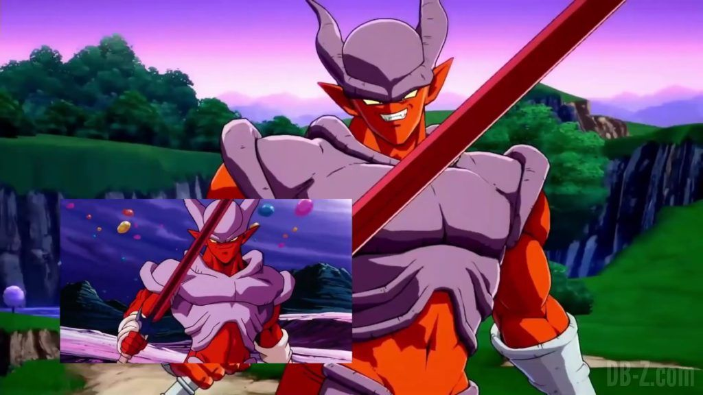References Janemba Dragon Ball FighterZ 0021