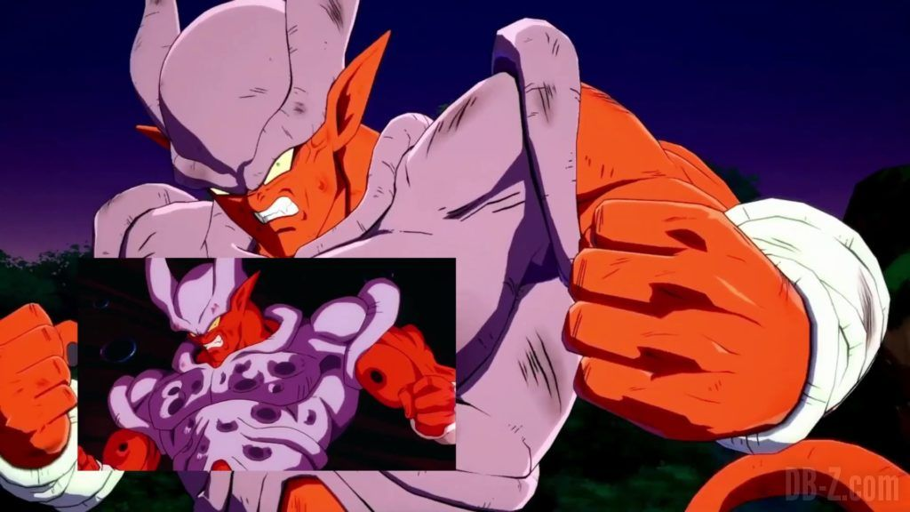 References Janemba Dragon Ball FighterZ 0027