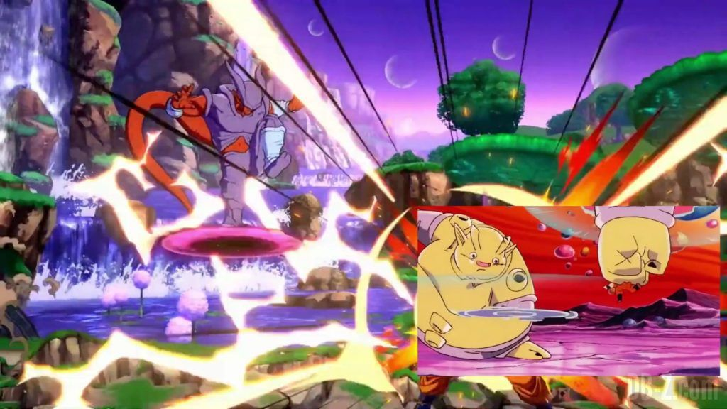 References Janemba Dragon Ball FighterZ 007