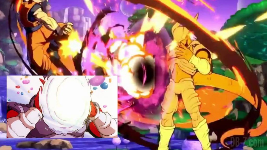 References Janemba Dragon Ball FighterZ 009