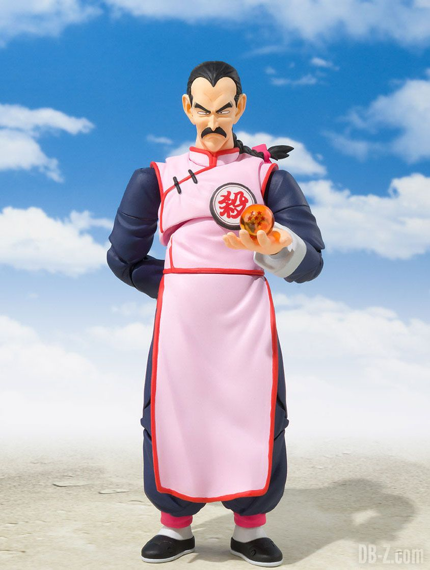 SHFiguarts Taopaipai Dragon Ball