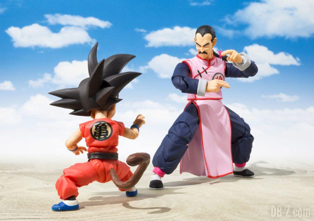 SHFiguarts Taopaipai vs Son Goku