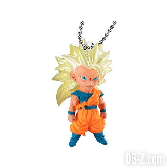 UDM Burst 38 Goku SSJ3