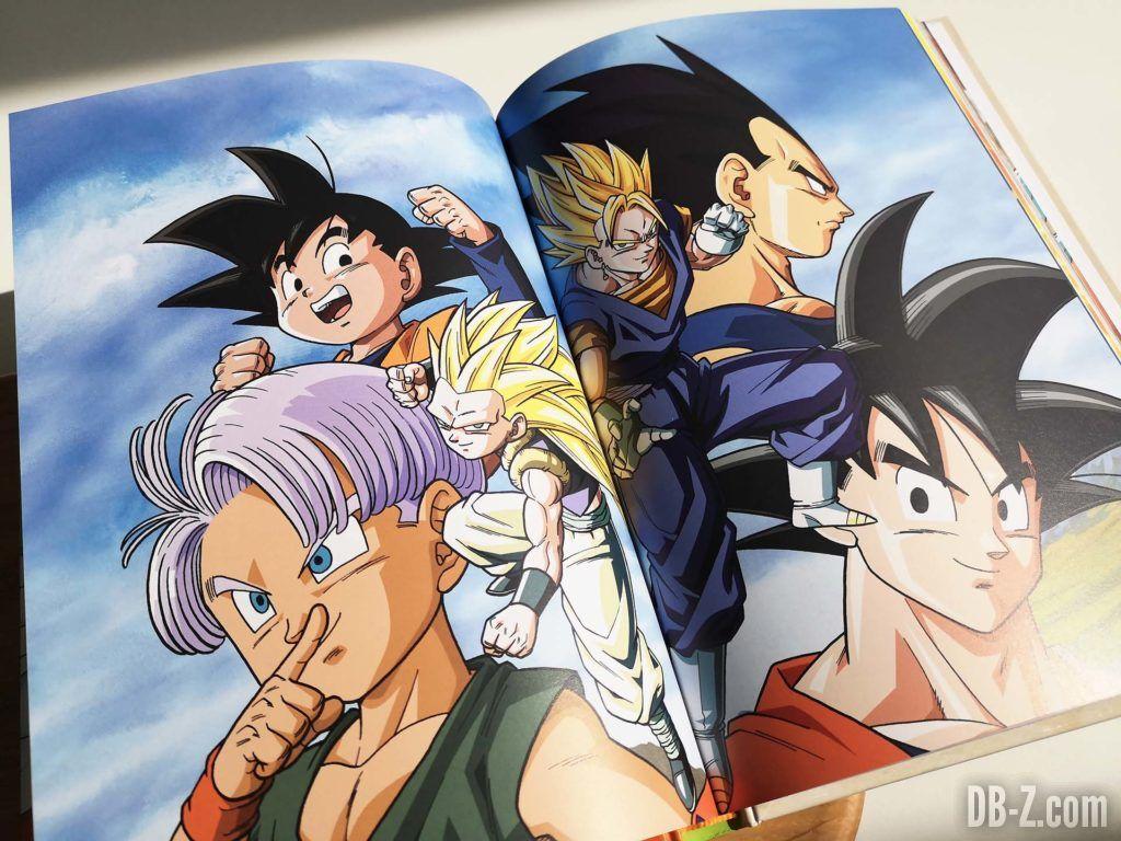 Artwork Les recettes légendaires de Dragon Ball Glénat 08