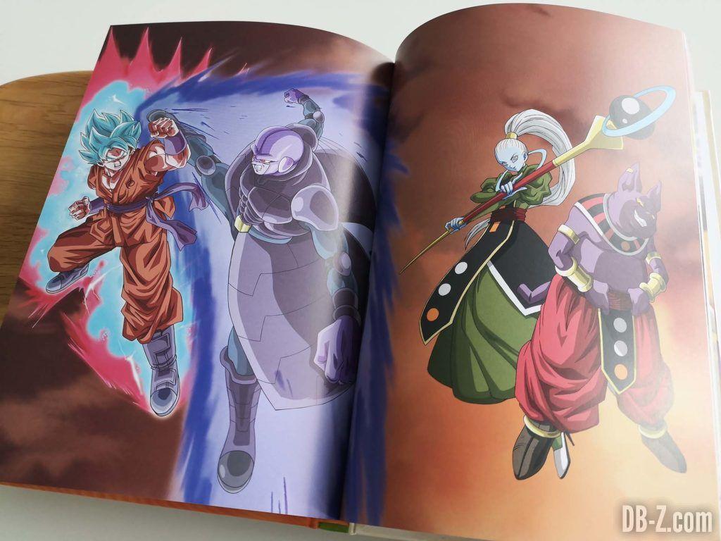 Artwork Les recettes légendaires de Dragon Ball Glénat 11