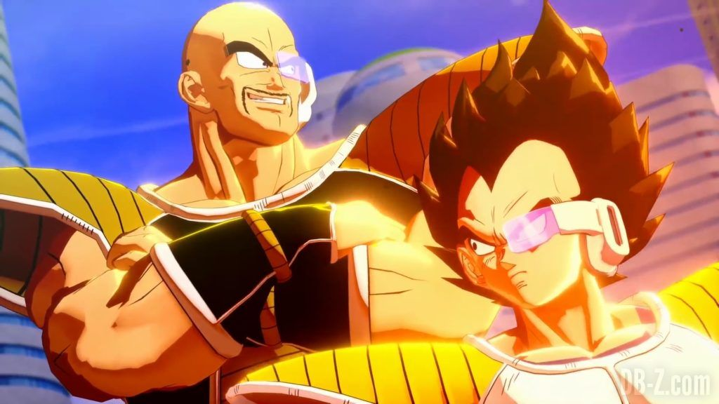 Dragon Ball Z Kakarot Tokyo Game Show Trailer PS4 XB1 PC0003232019 09 12 13 43 05
