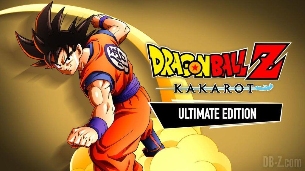 Dragon Ball Z Kakarot Ultimate Edition