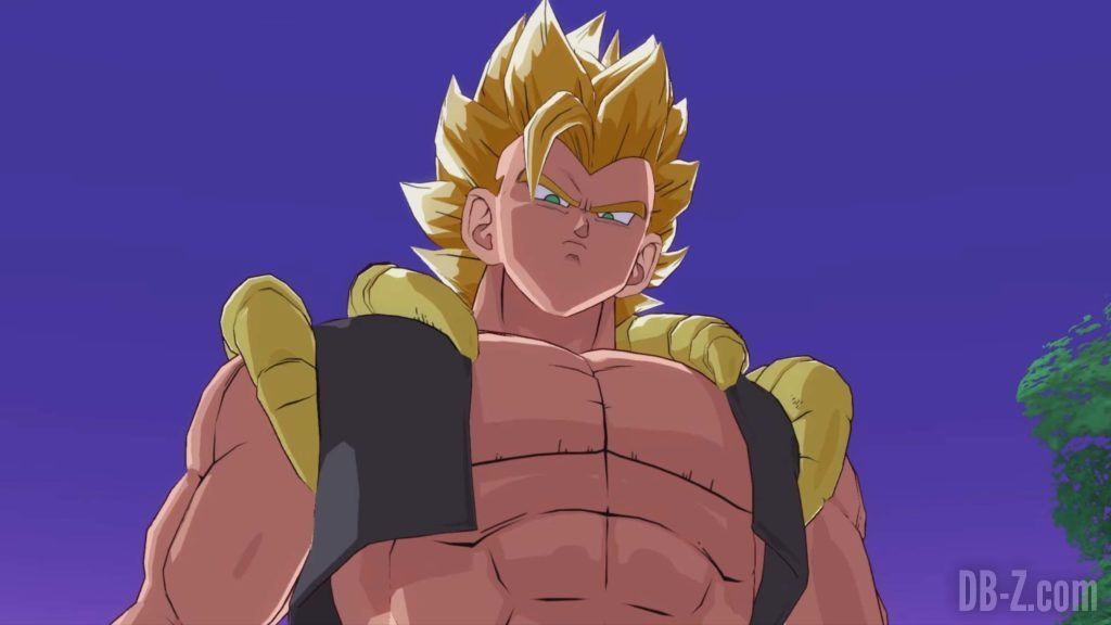 Gogeta Dramatic Finish Dragon Ball FighterZ image 0002