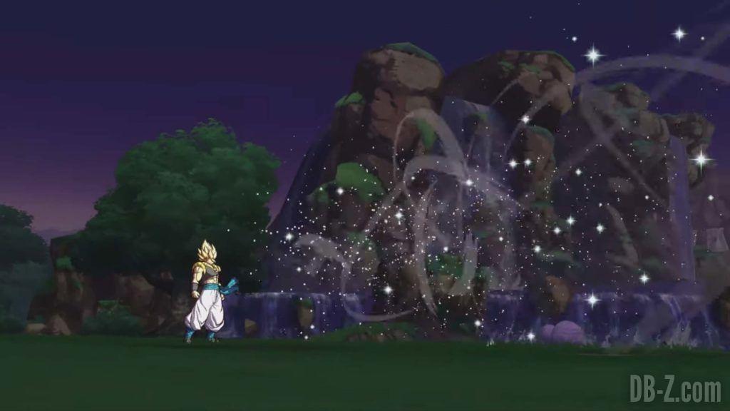 Gogeta Dramatic Finish Dragon Ball FighterZ image 0003