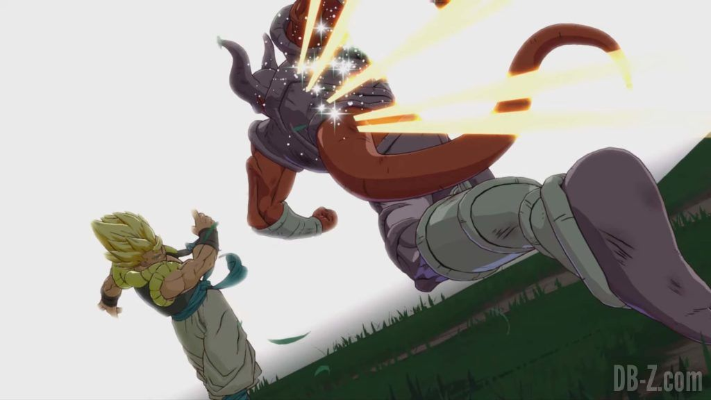 Gogeta Dramatic Finish Dragon Ball FighterZ image 0006