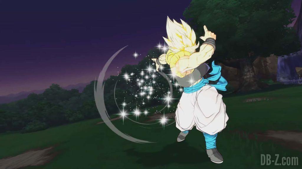 Gogeta Dramatic Finish Dragon Ball FighterZ image 0007