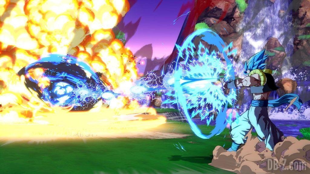Gogeta SSGSS Dragon Ball FighterZ image 0001