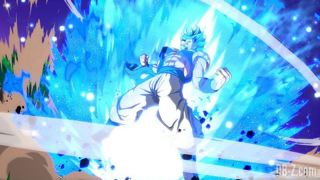 Gogeta SSGSS Dragon Ball FighterZ image 0002