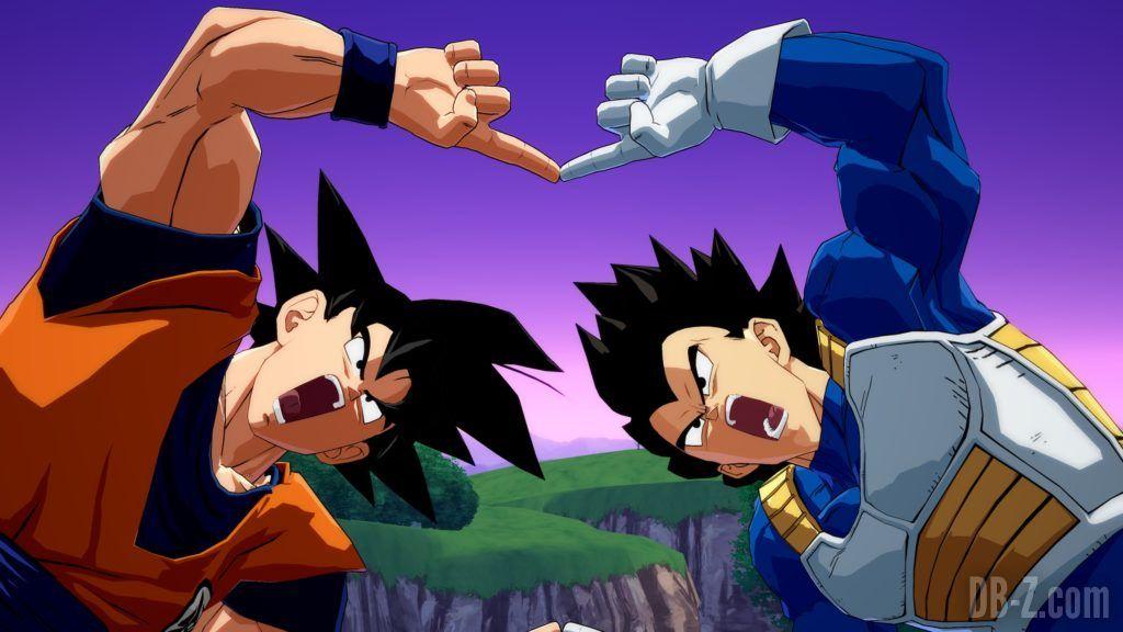 Gogeta SSGSS Dragon Ball FighterZ image 0003