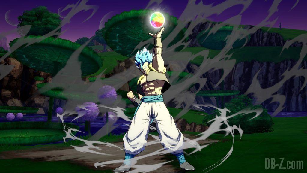 Gogeta SSGSS Dragon Ball FighterZ image 0005