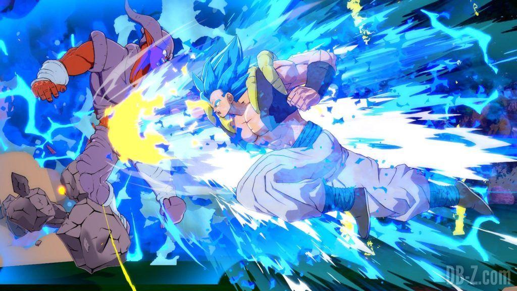 Gogeta SSGSS Dragon Ball FighterZ image 0006