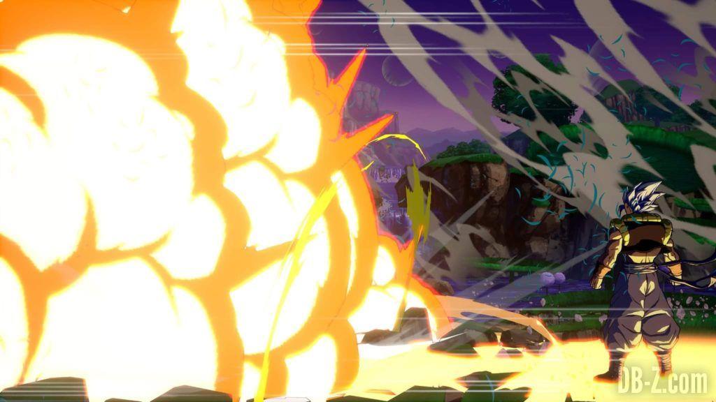 Gogeta SSGSS Dragon Ball FighterZ image 0007